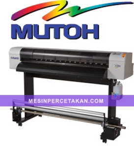 Mutoh VJ 1304 Digital Printer