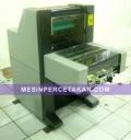 Mesin percetakan nomorator | Gronhi DM340