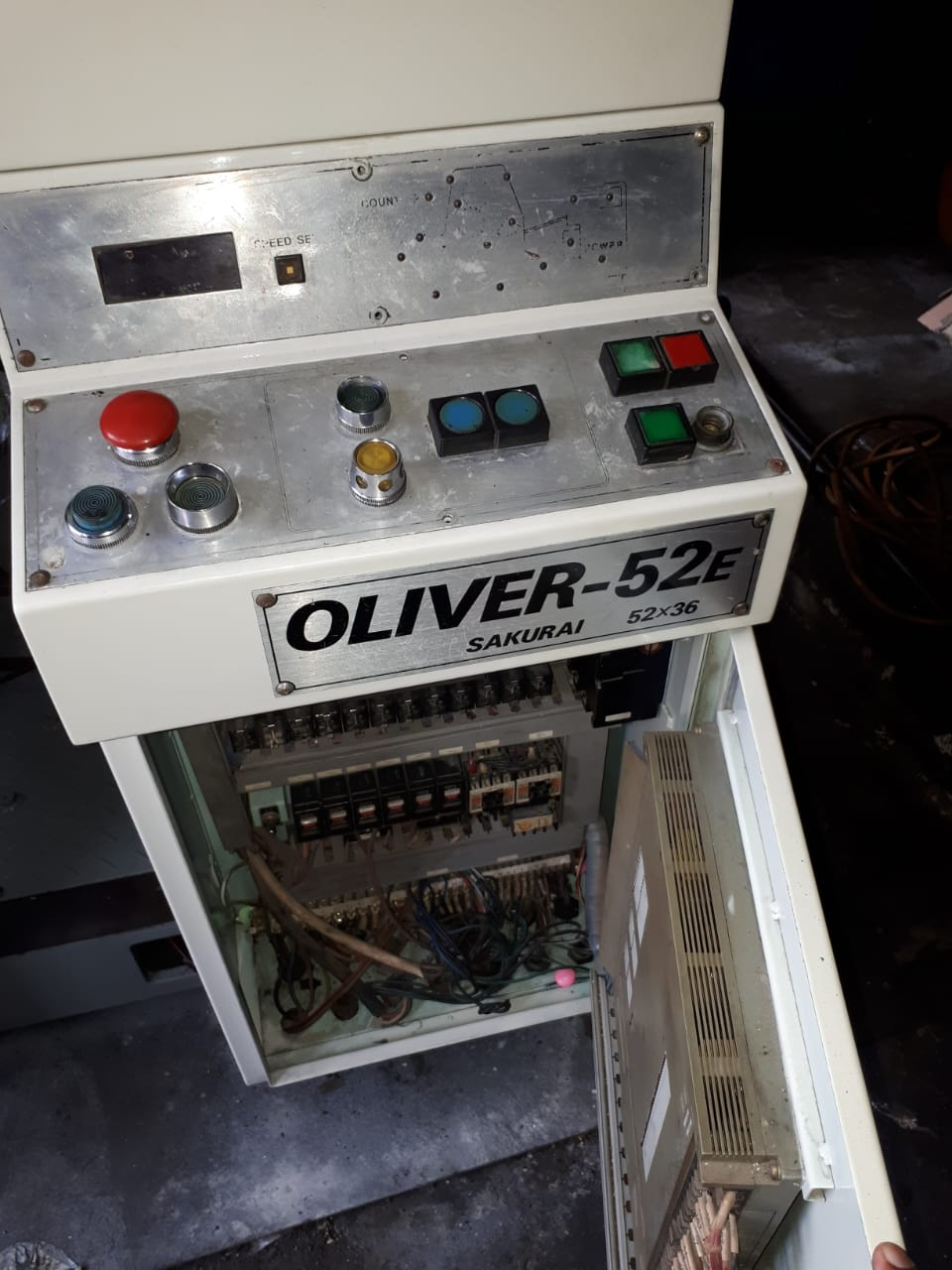 Sakurai Oliver 52E