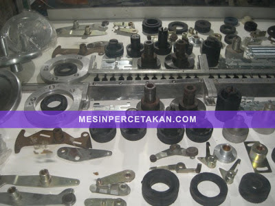 Mesin percetakan | sparepart