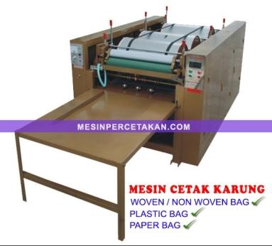 Mesin Cetak Karung Fullcolor